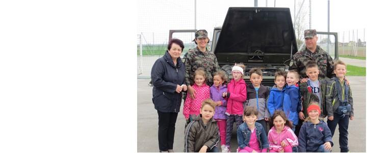 Slovenska vojska pri nas