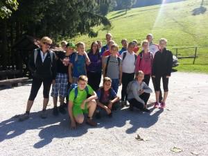 Kolesarjenje na Donačko goro
