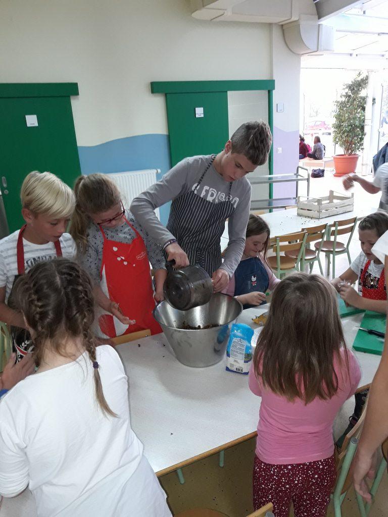 Obeležitev svetovnega dneva hrane in svetovnega dneva boja proti revščini