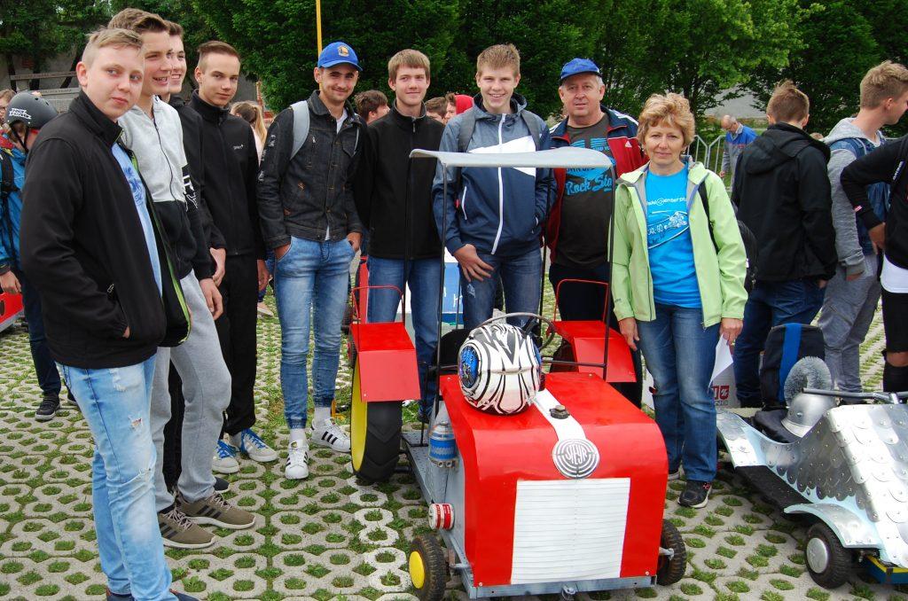 EKSTRAMOBIL – traktor Steyr