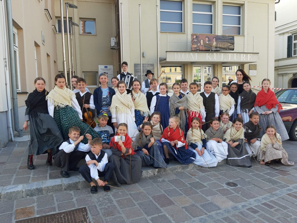 Folklorna skupina Cirkovce